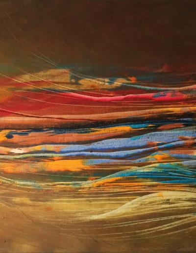 Mya Lurgo, painting