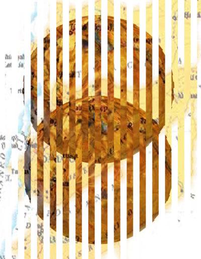 Mya Lurgo, IlluminAzione - Omaggio alla Siria, digital art, 2012