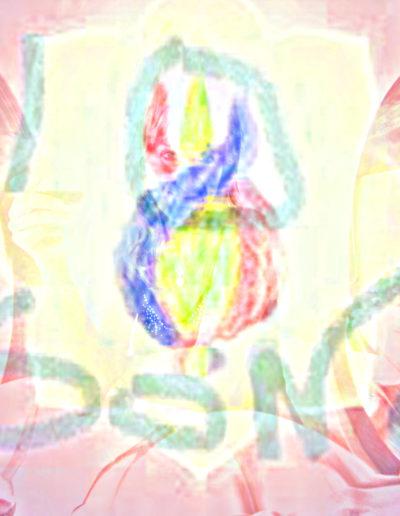 Mya Lurgo, Un abito di san(T)ità per Valeria P., digital art, deadline 12:03, 24 settembre 2011