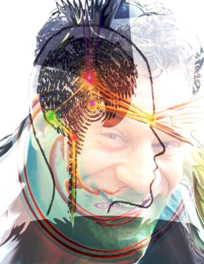 Mya Lurgo, Un abito di san(T)ità per Davide P., digital art, deadline 14:15, 12 giugno 2017